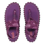 Dámske sandále Gumbies Slingback Purple