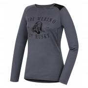 Dámske funkčné tričko Husky Merino 100 dl. rukáv Puppy