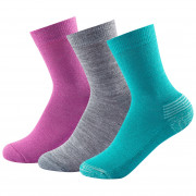 Detské ponožky Devold Daily Medium Kid Sock 3pk