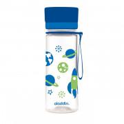 Fľaša Aladdin Aveo Kids modrá s potlačou 350 ml
