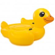 Nafukovacie kačica Intex Mega Yellow Duck Island