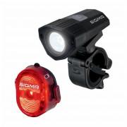 Sada svetiel Sigma Buster 100 + Nugget II. Flash