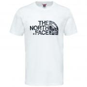 Pánske tričko The North Face Woodcut Dome Tee-Eu