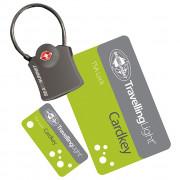 Cestovný zámok na kartu STS TSA Travel Lock Cardkey