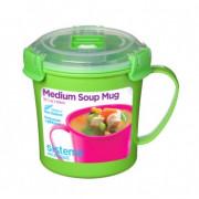 Hrnček Sistema Microwave Medium Soup Mug