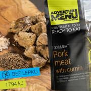 Adventure Menu 100% Prasa. mäso na rasci 200 g