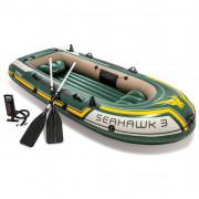 Nafukovací člun Intex Seahawk 3 set 68380NP