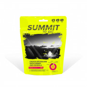 Jedlo Summit to Eat - Čokoládová pena s granolového a čerešňami