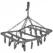Sušiak na bielizeň Bo-Camp Drying carousel Foldable 24