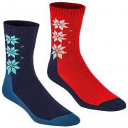 Dámske ponožky Kari Traa Kt Wool Sock 2PK
