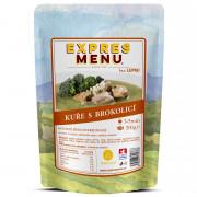 Jedlo Expres menu Kurča s brokolicou 300 g