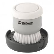 Kefa Outwell Kitson Brush with Soap Dispenser