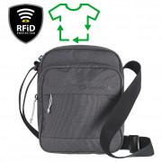 Taška cez rameno Lifeventure RFID Shoulder Bag Recycled
