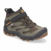 Detské topánky Merrell Chameleon 7 Mid A/C Waterproof