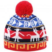 Detská pletená Merino čiapka Kama B81