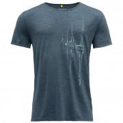 Pánske tričko Devold Langfjorden Man Tee