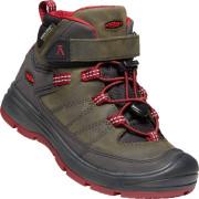 Detské topánky Keen Redwood MID WP Y