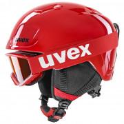 Detská lyžiarska prilba Uvex Heyya Set