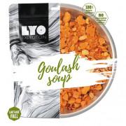 Lyo food Výdatná gulášová polievka s mäsom 500 g