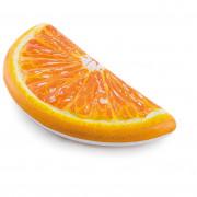 Nafukovacie ležadlo Intex Orange Slice 58763EU