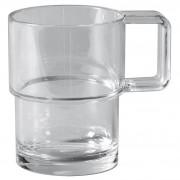Čajové poháre Bo-Camp Tea glass polycarbonate 2 ks