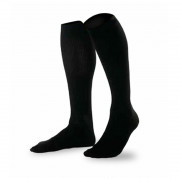 Podkolienky Cabeau Bamboo Compression Socks - Black Small