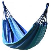 Hojdacia sieť Cattara Textil-modro biela