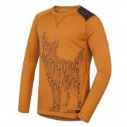 Pánske funkčné tričko Husky Merino 100 dl. rukáv Dog