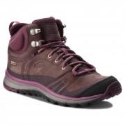 Dámske topánky Keen Terradora leather MID WP W