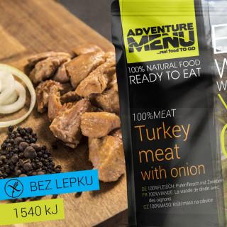 Jedlo Adventure Menu 100% Morčacie mäso na CIB. 200 g
